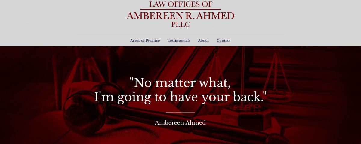 Ahmed Attorney