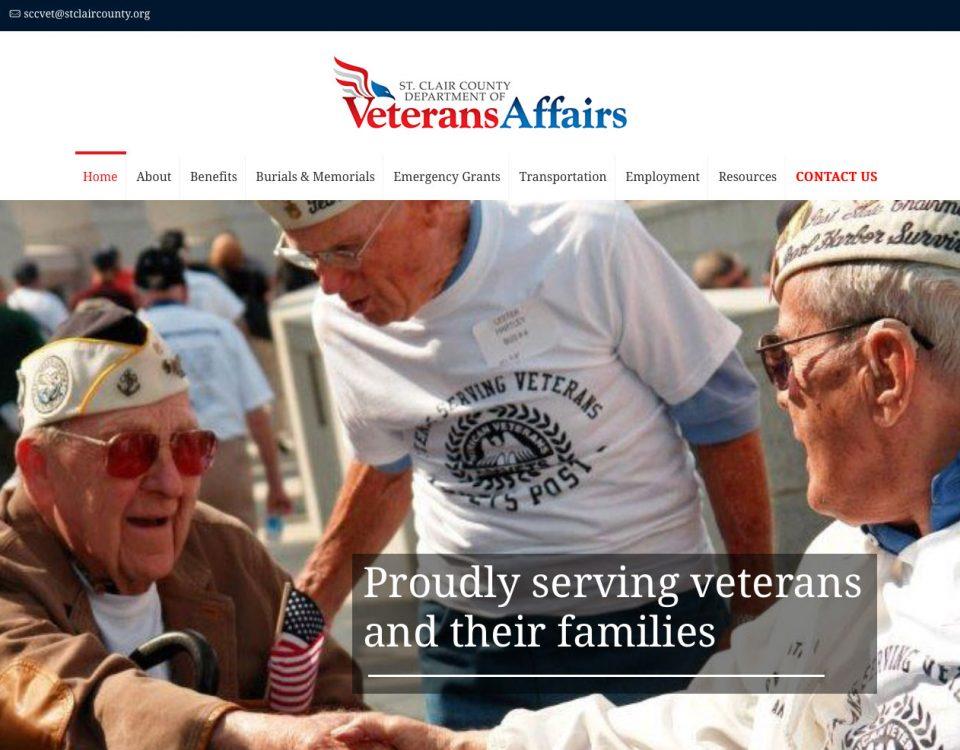 St. Clair County Veterans