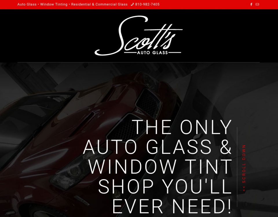 Scott's Auto Glass